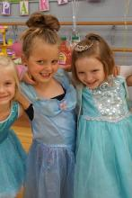 Princess Birthday Party Friends